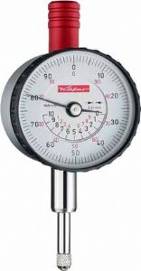 KAFER Dial Gauge KM 4/10 TK - 100 - Reading: 0.01 mm
